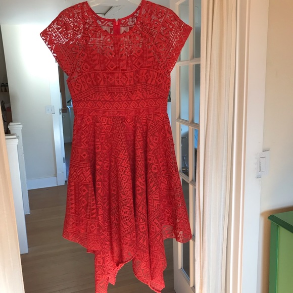 Anthropologie Maeve Dresses & Skirts - Maeve Lace Dress from Anthropologie